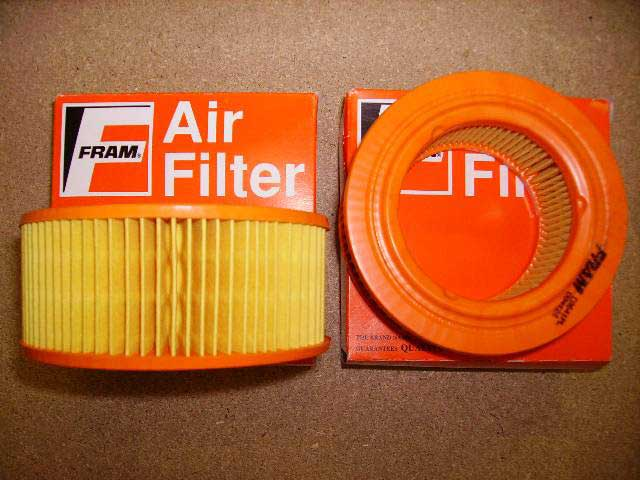 There are many types of Air Filters. The one for your vehicle may not look exactly the same as the part in the picture. Classic Spares has in stock 729 different types.