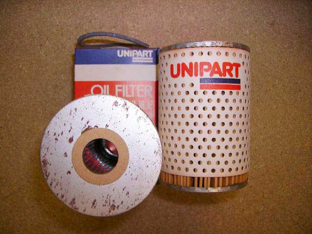 There are many types of Oil Filters. The one for your vehicle may not look exactly the same as the part in the picture. Classic Spares has in stock 854 different types.