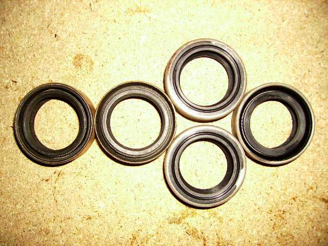 There are many types of Oil Seals. The one for your vehicle may not look exactly the same as the part in the picture. Classic Spares has in stock 6543 different types.